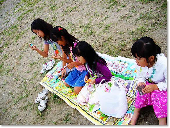 プルメリア ハマフラ リポート! in Makuhari Beach