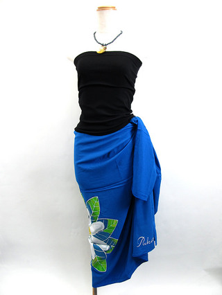 フラダンス衣装 カラータイトチューブトップ ゴムトップ