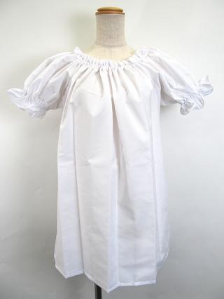 フラカヒコ衣装 ブラウス ホワイト