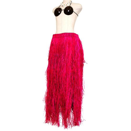 タヒチアン衣装 手作りモレスカート(MOLE)ピンク