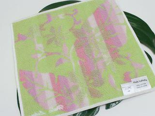フラレフア(Hula Lehua)ハンドタオル グラデーションシリーズ