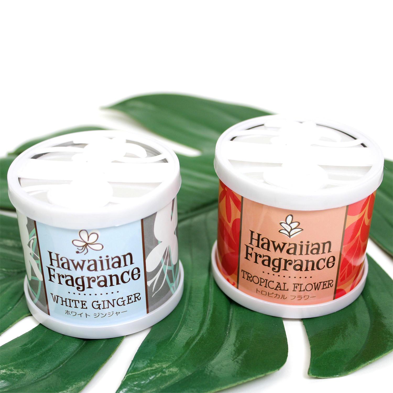 フラレフア(Hula Lehua)ハワイアン フレグランス缶