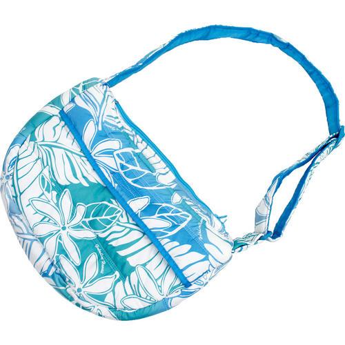 フララニ(Hula Lani)ショルダーバッグ モンステラグラデーション ブルー