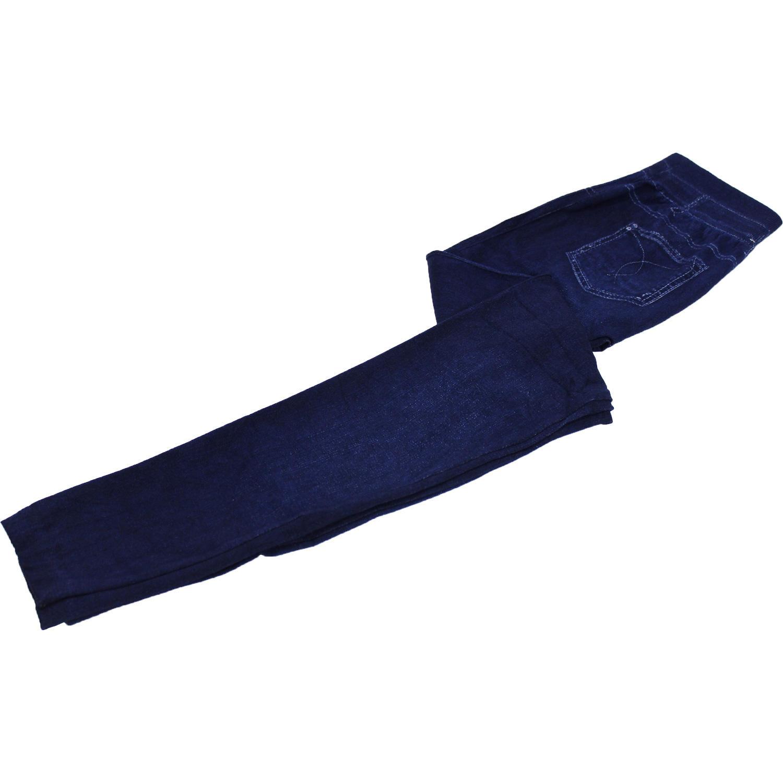 Airly BLUE デニムレギンス ワンウォッシュブルー