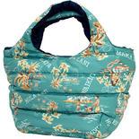 フララニ(Hula Lani)トートバッグ(Mサイズ)ワイキキビーチ グリーン