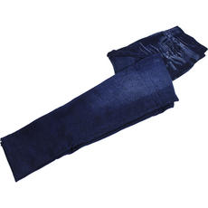 Airly BLUE デニムレギンス厚手パイル秋冬仕様 オリジナルブルー