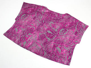 2wayムラ染めドレスワンピース用ドルマントップス ピンク