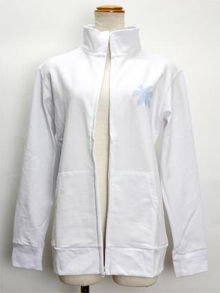 PUKANA ジッパージャケット ホワイト
