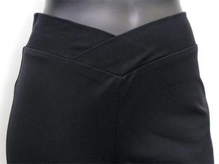 スーパーストレッチ Relax Style スキニーパンツ ブラック