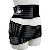 フラレフア(Hula Lehua)骨盤矯正 腰補助フラベルト ブラック