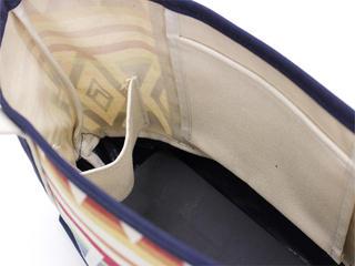 フララニ(Hula Lani)Antibalキャンバストートバッグ ネイティブデザイン