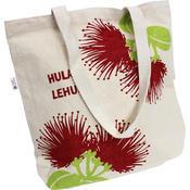 フラレフア(Hula Lehua)コットンエコバッグ レフア