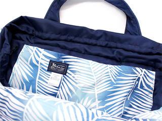 フララニ(Hula Lani)Lサイズトートバッグ ラウアエグラデーション ブルー