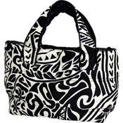 フララニ(Hula Lani)ミニミニトートバッグ タパ ブラック