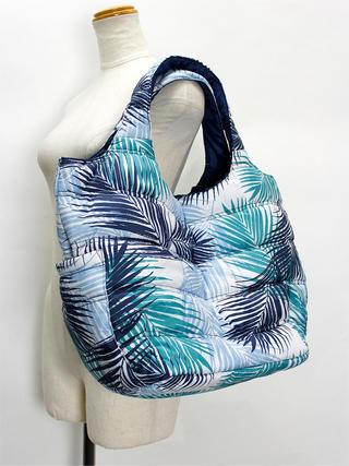 フララニ(Hula Lani)Mサイズトートバッグ ラウアエリーフ ホワイト