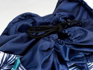 フララニ(Hula Lani)Lサイズトートバッグ ラウアエリーフ ホワイト