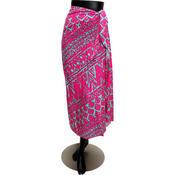 Lahaina 3wayイージーパレオスカート タパピンク