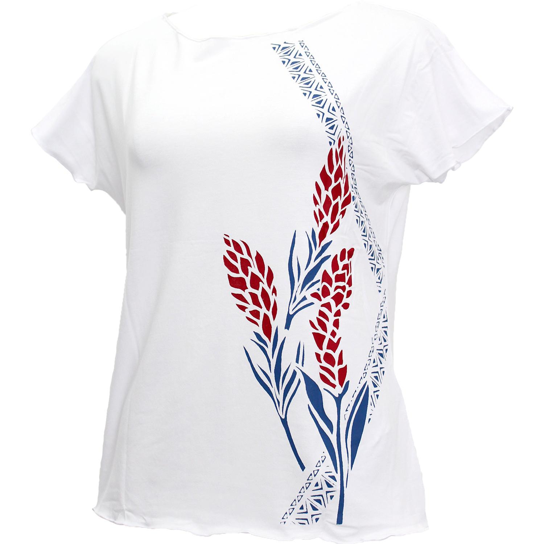 PUKANA ノースリーブストレッチTシャツ レフアホワイト