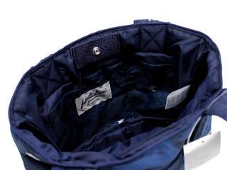 フララニ(Hula Lani)ミニミニトートバッグ ドットホヌ ブレッドフルーツシェード ネイビー