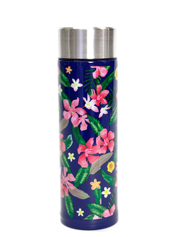 HALEIWA 公式ブランド耐熱ボトル プルメリアネイビー
