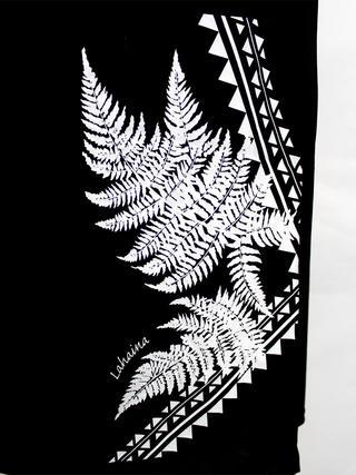 Lahaina カシュクールAラインドレスワンピース パラパライ ブラック