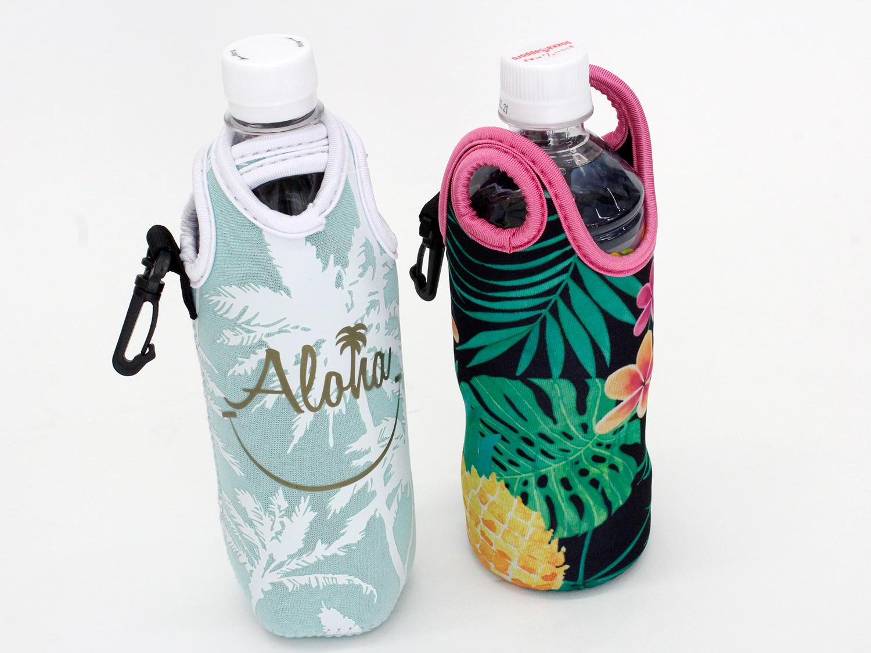 PUKANAハワイアン ペットボトルケース