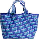 ハレイワ公式(HALEIWA)レジ買い物用カゴバッグ ブルー