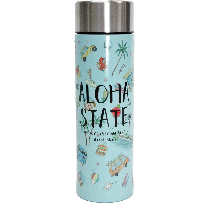 HALEIWA 公式ブランド耐熱ボトル アロハステート