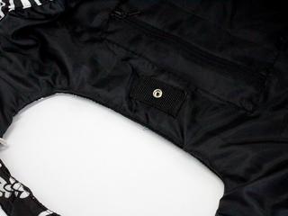 フララニ(Hula Lani)Mサイズトートバッグ ホヌレイリーフ ブラック