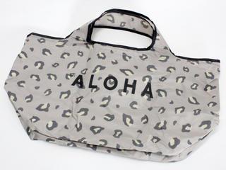 ハレイワ公式(HALEIWA)レジ買い物用カゴバッグ カモフラージュ