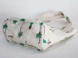 フララニ(Hula Lani)キャンバストートバッグ アロハフラガール