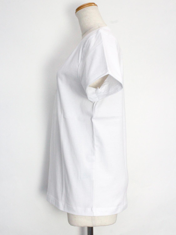 フララニ ミッキー刺繍Tシャツ サーフボードミッキー ホワイト