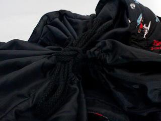 フララニ(Hula Lani)Lサイズトートバッグ ディズニーコラボ ミッキーマウスブラック