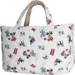 フララニ(Hula Lani)Lサイズトートバッグ ディズニーコラボ ミッキーマウスホワイト
