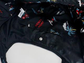 フララニ(Hula Lani)Mサイズトートバッグ ディズニーコラボ ミッキーマウスブラック