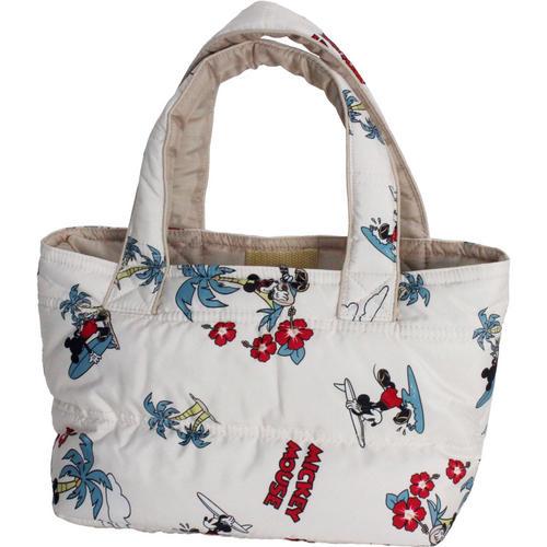 フララニ(Hula Lani)ミニミニトートバッグ ディズニーコラボ ミッキーマウスホワイト