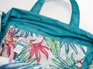フララニ(Hula Lani)Lサイズトートバッグ バードオブパラダイス