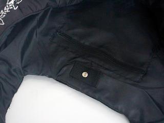 フララニ(Hula Lani)Mサイズトートバッグ ホヌボーダーブラック