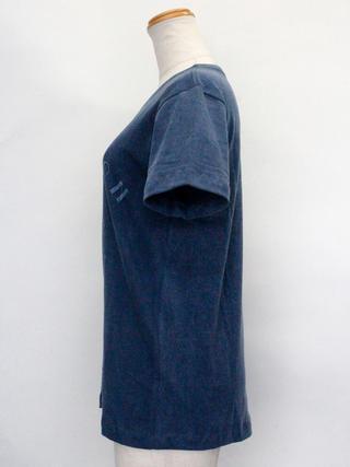 ハレイワ公式Tシャツ ロコガール デニムネイビー