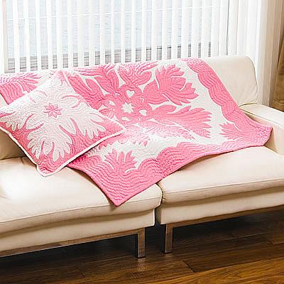 ウォールハンギング プリンセスアイコをソファにかけたイメージ