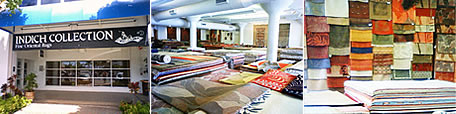 INDICH COLLECTION - Hawaiian Rugs ショップの写真