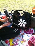 フラハワイ プルメリアバッグ